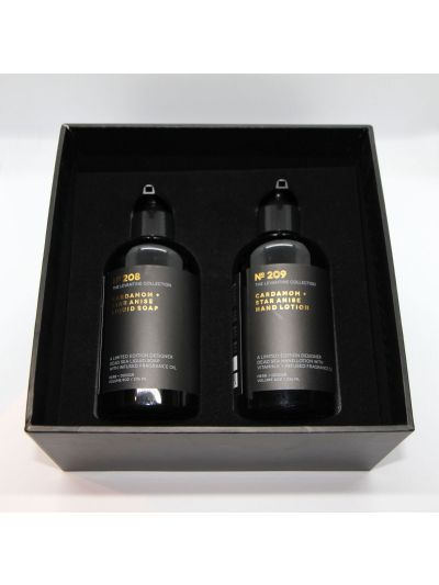 Customizable Herb + Design Gift Set 1 - Two Liquid Bottles (Create your own gift)