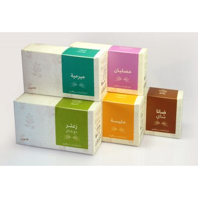 Herbal Teas from Jordan