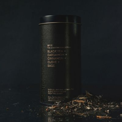 Herb + Design No. 11 Tea - Black Tea, Cardamom, Cinnamon, Clove and Sage