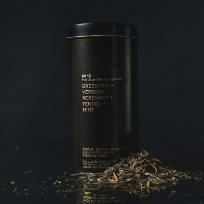 Herb + Design No. 12 Tea - Green Tea, Verbena, Rosemary, Fennel and Mint