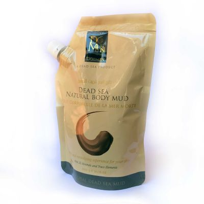 Dolmen Dead Sea Natural Body Mud 600g