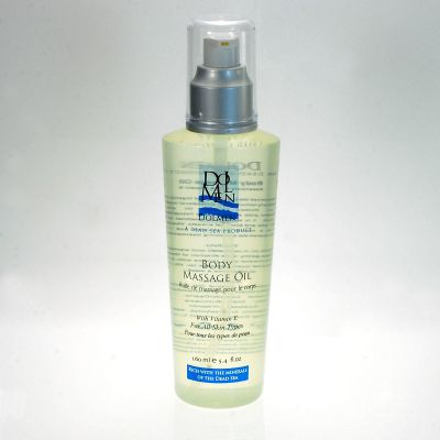 Dolmen Body Massage Oil
