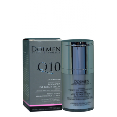 Dolmen Q10 Dead Sea Advanced Revitalising Repair Serum 30ml (1.0 fl oz)