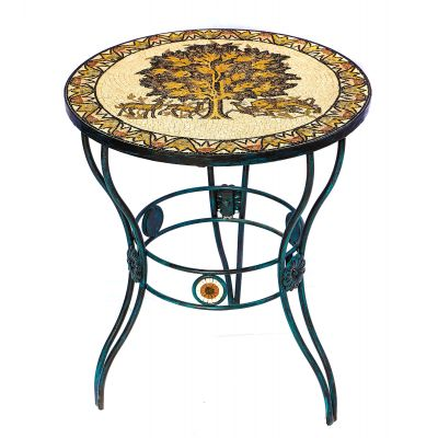 Handmade Arabesque Mosaic Table 1