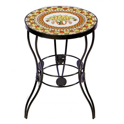 Arabesque Mosaic Coffee Table