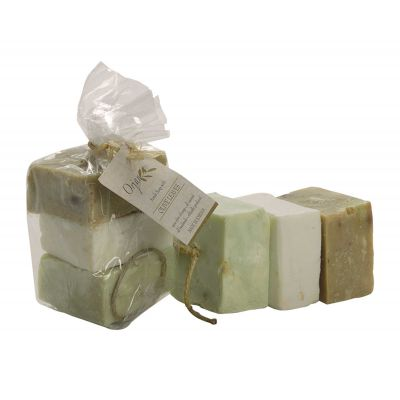 Herbal Olive Oil Soap 3 Pack