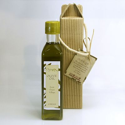 Orjan Pure Olive Oil Bottle - 250ml