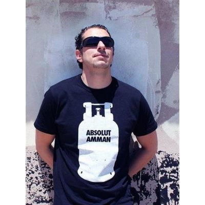 """Absolut Amman"" T-Shirt"