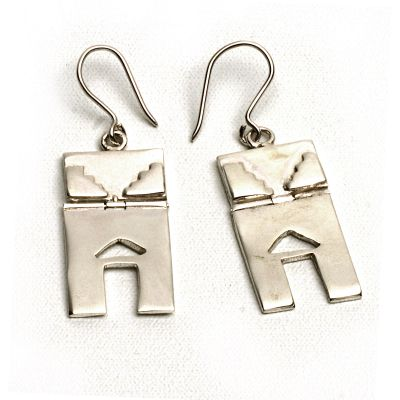 Handmade Silver Earrings 4