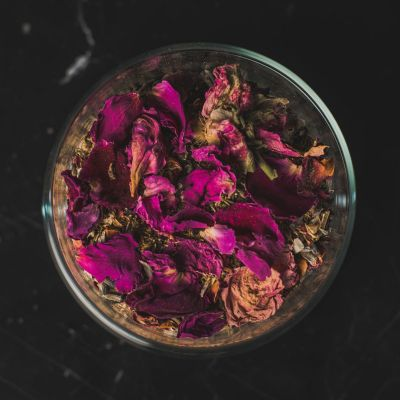 Herb + Design No. 14 Tea - Black Tea, Rose petals, Chamomile, Anise Star and Lavender (Large)