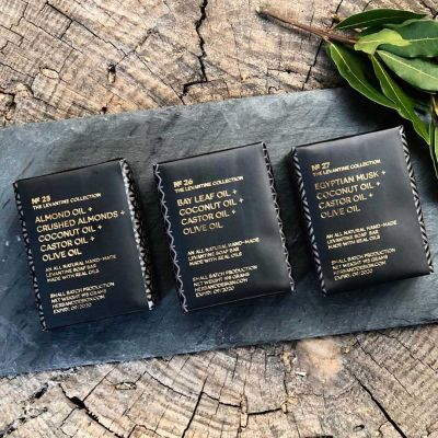 Herb + Design 3 Soap Bars Bundle (Mix and Match your favorite fragrances) Minimum of 3 Soap Bars