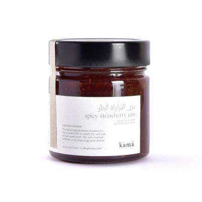 Kama - Spicy Strawberry Jam - 260g