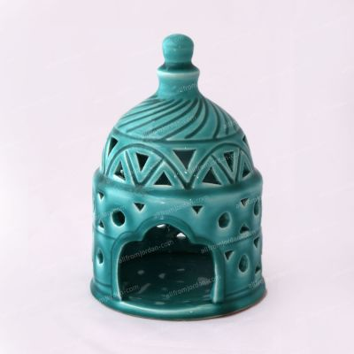 Tkiyyeh Handmade ceramic candle holder - Medium