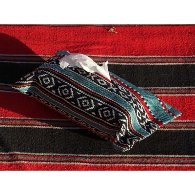 Tribalogy Bedouin cloth tissue case cover