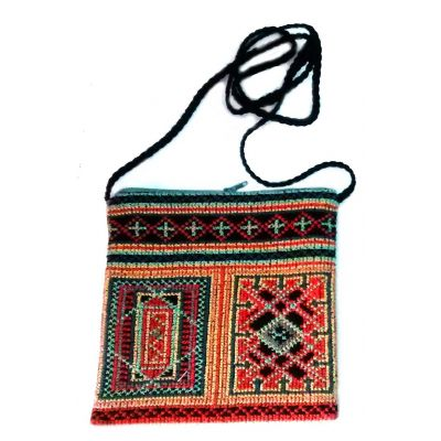 Joria® traditional embroidered shoulder bag
