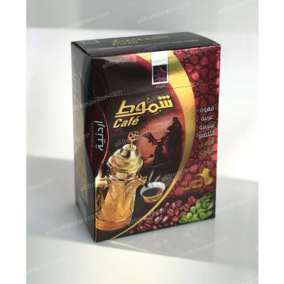 Instant Arabic Coffee with Cardamom  Jordanian Flavor - 10 Sachets Pack