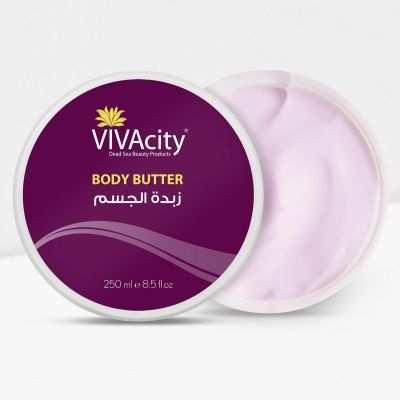 VIVACity Body Butter - Strawberry 250g