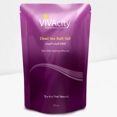 VIVACity Dead Sea Bath Salt 250g