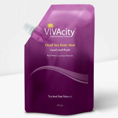 VIVACity Dead Sea Body Mud - 400g