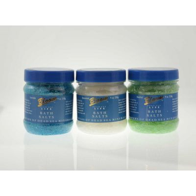 Bloom Dead Sea Bath Salt Jar 250g