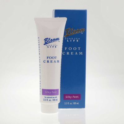Bloom Foot Cream 100ml