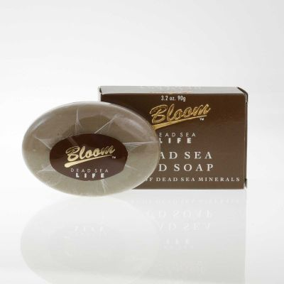 Bloom Dead Sea Mud Soap 90g