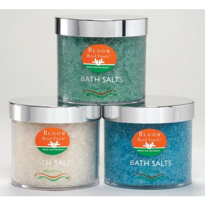 Royal Touch Dead Sea Bath Salts 350g/2.3 oz Jar
