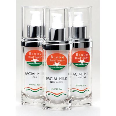 Royal Touch Facial Milk 60ml/2.7fl.oz