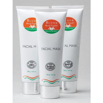 Royal Touch® Facial Mask 180g/6.4 fl.oz tube