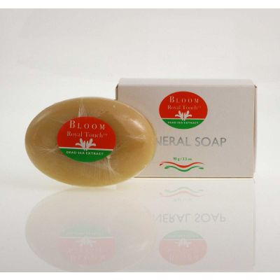 Royal Touch® Mineral Soap Musk 90g/3.2 oz. Bar