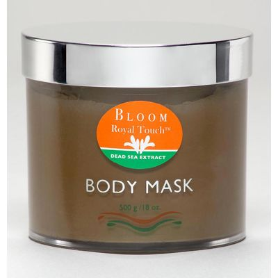 Royal Touch® Body Mask Lavender 500g/ 18 oz Jar