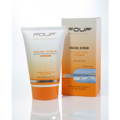 FOUF Facial Scrub Cream 125ml
