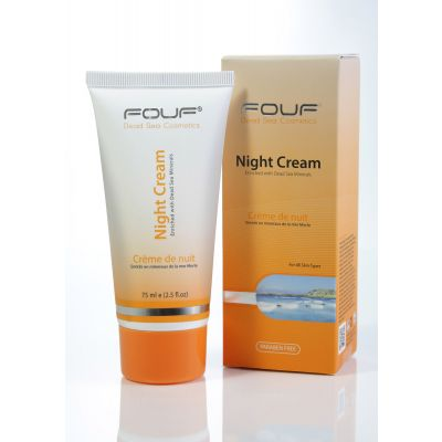 FOUF Nourishing Night Cream 75ml