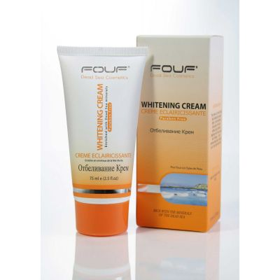 FOUF Skin Brightening/Whitening Cream 75ml