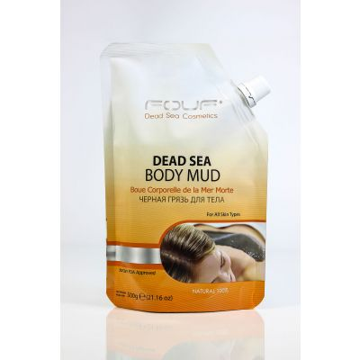 FOUF Body Mud 500g Bag