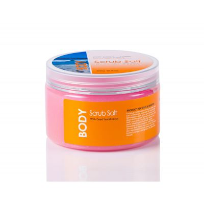 FOUF Body Scrub Salt 300g