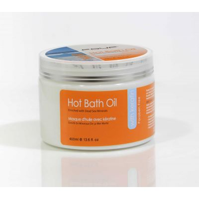 FOUF Hot Bath Oil with Keratin 400ml