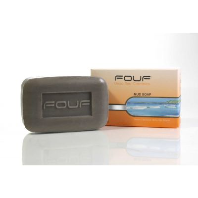 FOUF Dead Sea Mud Soap 100g