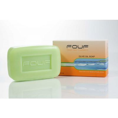 FOUF Dead Sea  Olive Oil Soap 100g