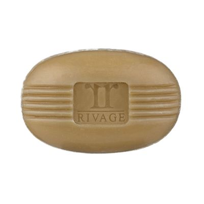 Rivage Black Mud Soap 200g (Pack of 2 x 100g bars)