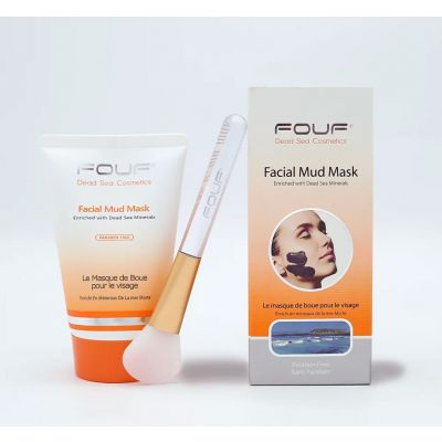 FOUF Facial Mud Mask 125ml