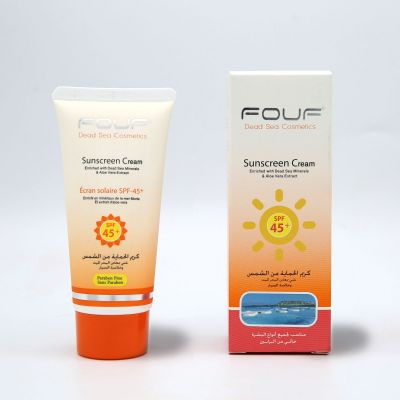 FOUF Sunscreen Cream (SPF 45) 75ml