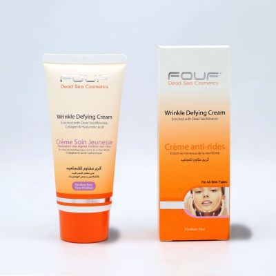 FOUF Wrinkle Defying Cream 75ml